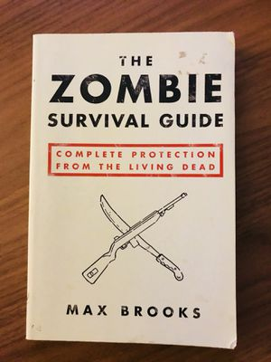The Zombie Survival Guide for Sale in Poway, CA