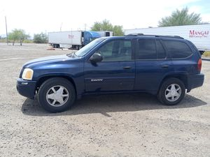 2003 gmc envoy SUV. Cold AC rear AC. With emissions SIMILAR TO CRV RAV4 MURANO EXPLORER ESCAPE SORENTO for Sale in Phoenix, AZ
