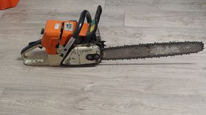 Stihl 0404 gas powered chainsaw for Sale in Round Lake Heights, IL