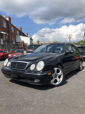 2002 Mercedes E320 **Maryland State Inspected** for Sale in Baltimore, MD