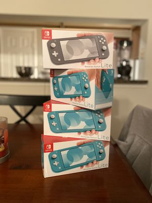 NINTENDO SWITCH LITE-BRAND NEW for Sale in Alexandria, VA