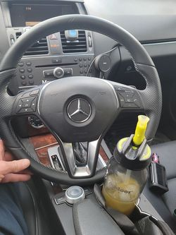 2012 W204 Mercedes-Benz Steering Wheel for Sale in Franklin Park,  IL