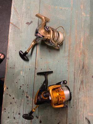 Fishing Reels for Sale in Anderson, SC
