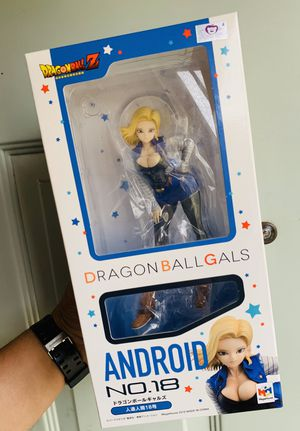 DRAGON BALL GALS **NEW/SEALED** for Sale in Lynwood, CA