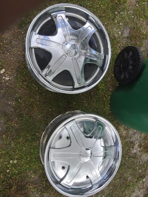 "22"" Dub spinners for Sale in Miami Gardens, FL"