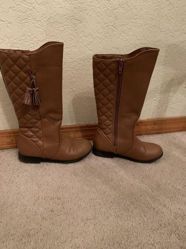 Arizona girls boots