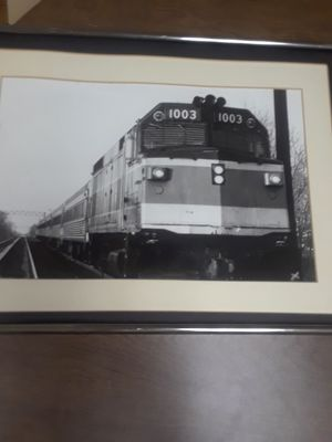 Train, MBTA (Framed Photo) for Sale in Framingham, MA