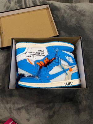 OffWhite University Blue Jordan 1s for Sale in Los Angeles, CA