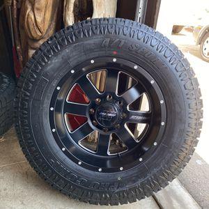 Pro Comp wheels & tires for Sale in Silverado, CA