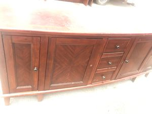 Dresser/entertainment center for Sale in Escondido, CA