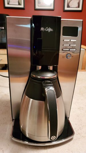 MR. COFFEE 10 CUP COFFEE MAKER for Sale in South Euclid, OH