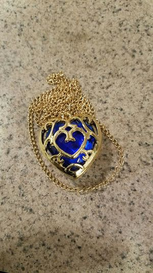 Heart stone necklace for Sale in Salt Lake City, UT