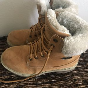 Lugz Non-Skid Memory Foam Work Boots for Sale in Hermitage, TN