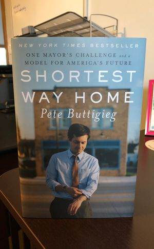 Shortest way home book for Sale in Columbus, OH