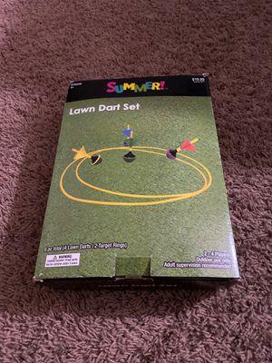 Lawn dart set for Sale in Rialto, CA