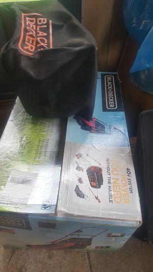 Lawn Mower Black and Decker for Sale in Villa Rica, GA