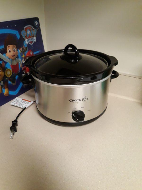 New crockpot