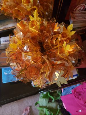 Fall candle decor for Sale in Port Richey, FL