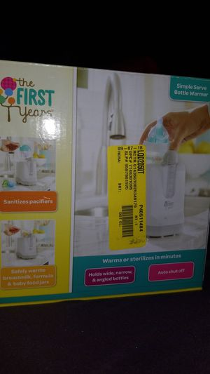 The First years: Bottle warmer and sterilizer for Sale in Wilmington, CA