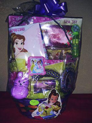 Belle basket perfume set inside for Sale in La Puente, CA