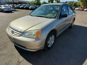 2002 Honda Civic AUTOMATIC TRANSMISSION, CLEAN CARFAX for Sale in Phoenix, AZ