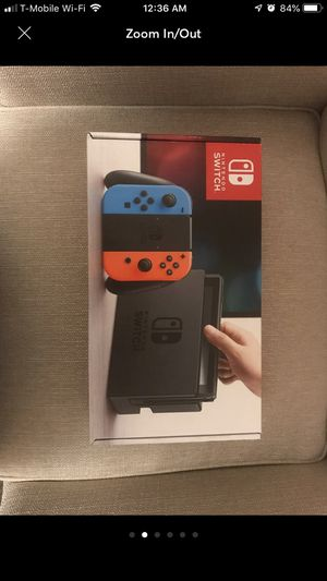 Nintendo Switch console brand new for Sale in Brockton, MA