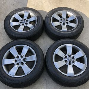"""20"""" Ford F-150 FX2 FX4 OEM rims wheels tires! for Sale in Lake Worth, FL"""