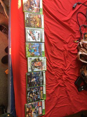 8 Xbox 360 games for Sale in Calimesa, CA