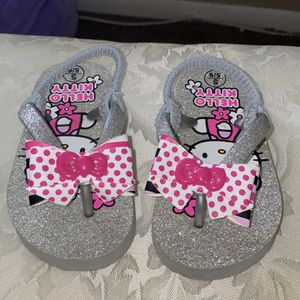 Hello Kitty Slippers Toddler for Sale in Mesa, AZ