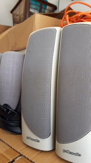 Computer speakers . for Sale in Port St. Lucie, FL