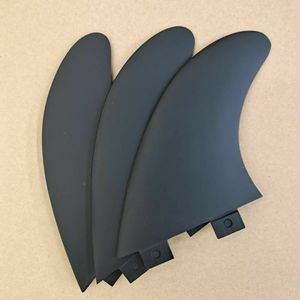 FCS1 ALL GLASS SURFBOARD FINS MATTE BLACK AM, M5 for Sale in Camp Pendleton North, CA