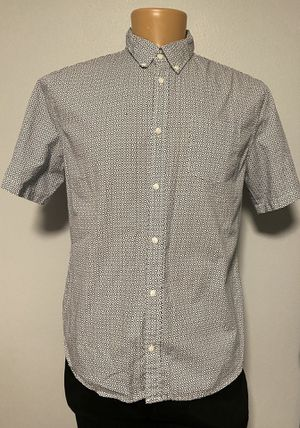 WHT SPACE Shaun White Short Sleeve Button Up Large for Sale in Tacoma, WA
