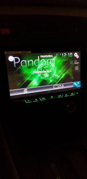 "Pioneer AVH-X4800BS 7"" Motorized DVD Receiver  for Sale in Pumpkin Center, CA"