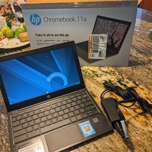 HP Chromebook 11a for Sale in Phoenix, AZ