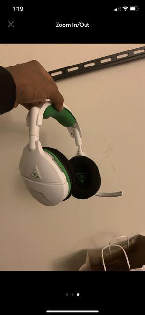 Turtle Beach 600 wireless headset for Sale in Laurel, MD