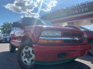 2004 Chevrolet Blazer for Sale in Fredericksburg, VA
