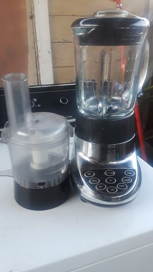 Cuisinart blender and food processor for Sale in Lodi, CA