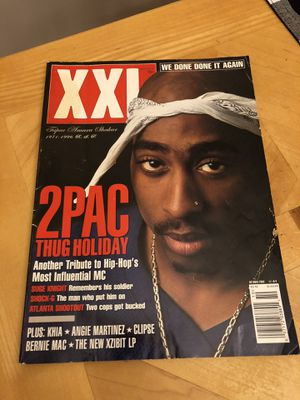 XXL Magazine Vol.41 Oct 02. 2Pac for Sale in Frankfort, IL