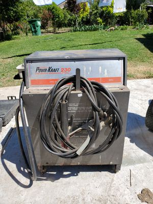 🎈Wards Powr-Kraft 230amp stick welder Great Working Condition Make Offer 🎈 for Sale in Stockton, CA