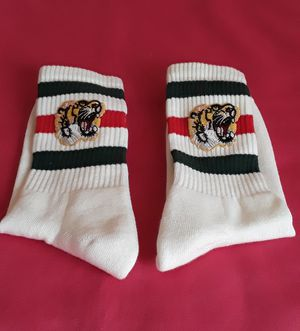 Men's Authentic Gucci Socks FOR SIZES 9-12 for Sale in Marietta, GA