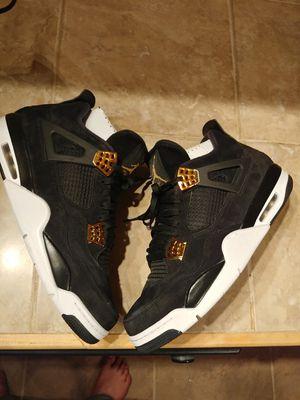 Jordan 4 royalties size 12 for Sale in Ashburn, VA