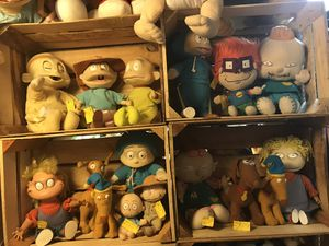Rugrats plushies for Sale in Mission, TX