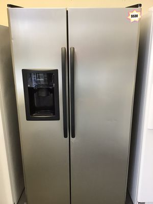 GE stainless steel refrigerator 10% off 🚨‼️🚨 for Sale in Las Vegas, NV