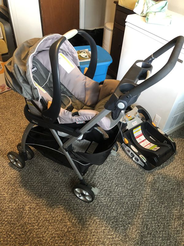 Chicco KeyFit30 infant car seat/bases/caddy