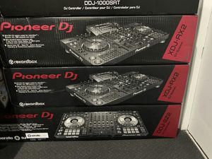 Pioneer dj xdj-rx2 on sale today for 1500 each for Sale in Paramount, CA