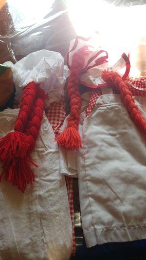 Rageddy ann doll costume for Sale in E RNCHO DMNGZ, CA