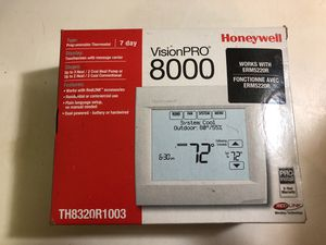 Programamable thermostat for Sale in Gaithersburg, MD