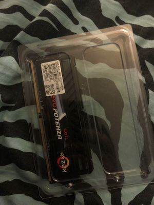 Evo Potenza Gaming Ram 8gb for Sale in The Bronx, NY