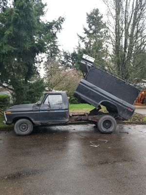 1977 ford f350 for Sale in Vancouver, WA