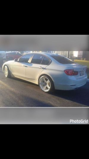 5x120 19 inch staggered wheels BMW camaro for Sale in Lakeland, FL